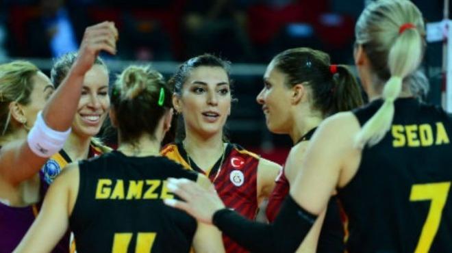 Galatasaray filede Avrupa şampiyonluğu peşinde!