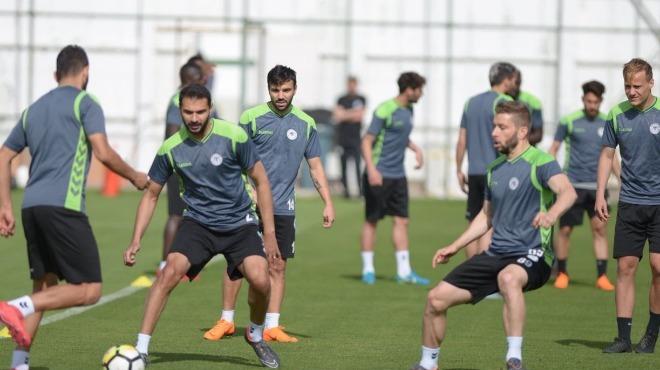 Atiker Konyaspor'un aklı 3 puanda