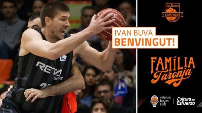 Ivan Buva, Valencia'ya transfer oldu