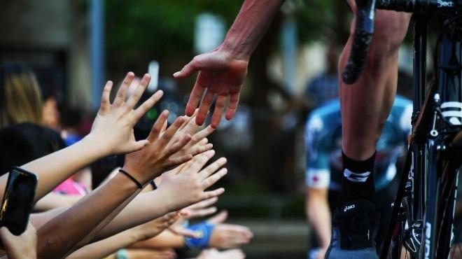 Filistin'den 2018 İtalya Bisiklet Turu'nun Kudüs'ten başlatılmasına tepki