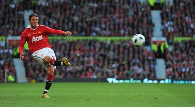 Video - David Beckham'ın en güzel 10 frikik golü