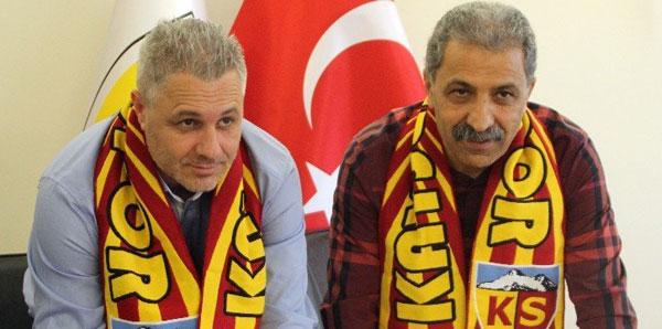 Sumudica, Kayserispor'dan ayrılacak mı? Başkan Bedir açıkladı!