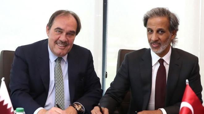 TFF ile Katar Federasyonu imzayı attı