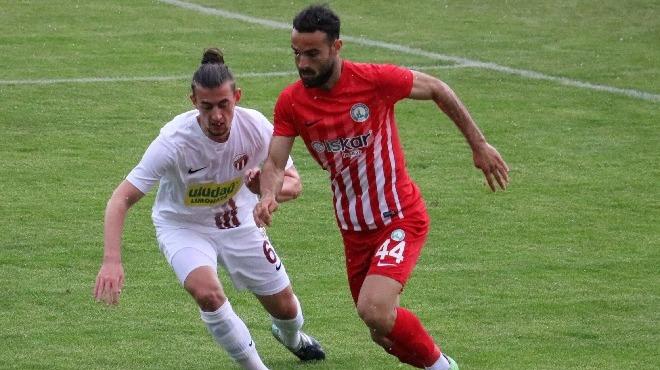 Sivas Belediyespor: 1 - İnegölspor: 1