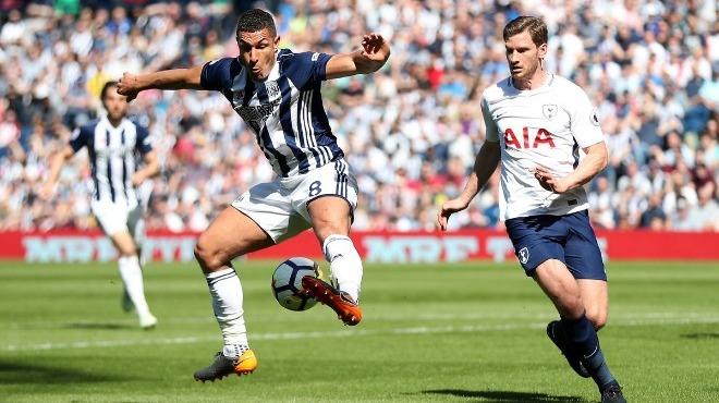 9 canlı West Bromwich Albion! Tottenham maçından da sağ çıktılar...