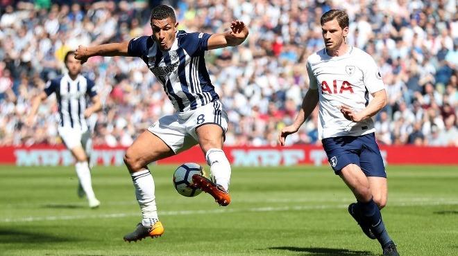 05.05.2018 West Bromwich – Tottenham 1-0 Premier Lig Maç Özeti
