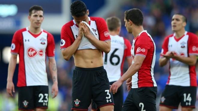 Everton'dan Southampton'a son saniye sürprizi!