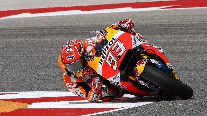 MotoGP'nin İspanya ayağında kazanan Marquez oldu!