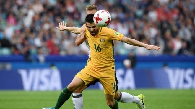 Avustralya'nın 2018 Dünya Kupası aday kadrosu açıklandı! Aziz Behich...