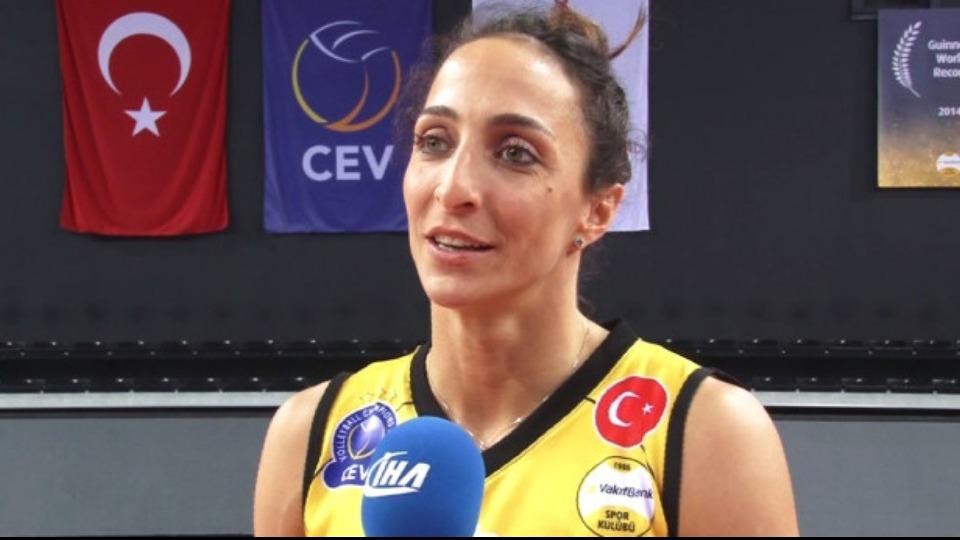 Gözde Kırdar: 'En büyük VakıfBank taraftarı benim'