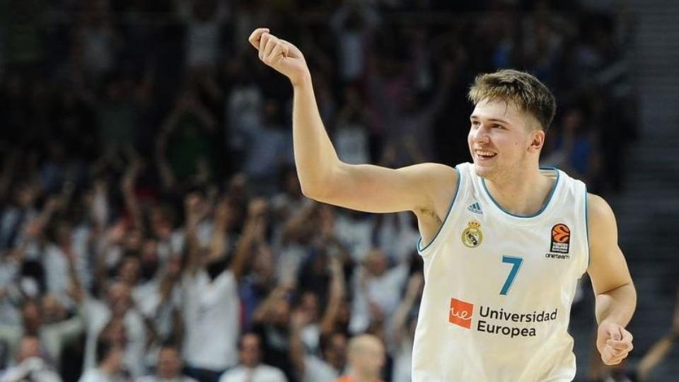 THY Avrupa Ligi'nin yükselen yıldızı yine Doncic