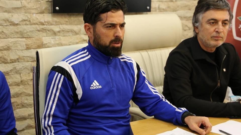 Hatayspor Teknik Direktörü İlhan Palut şampiyonluğu değerlendirdi!