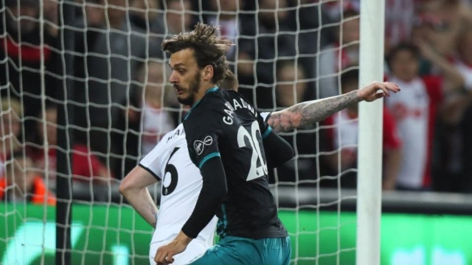 Southampton Swansea'yi devirdi, West Brom lige veda etti!