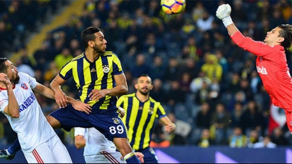 Karabükspor Fenerbahçe maçı ne zaman, saat kaçta, hangi kanalda?