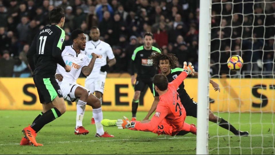 Bournemouth Swansea maç özeti izle   Goller ve geniş özet izle