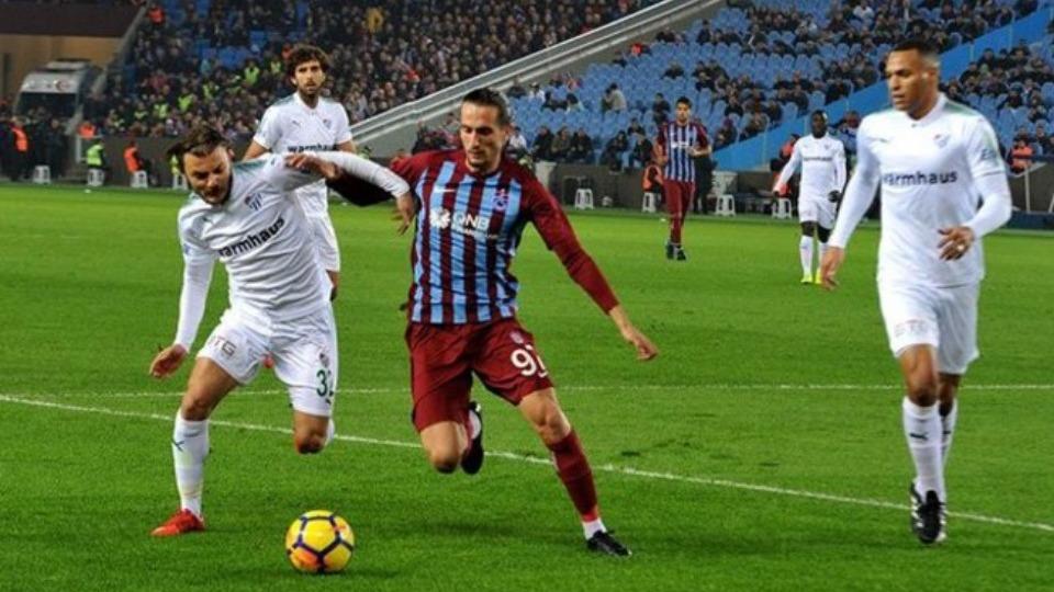 Bursaspor Trabzonspor maçı ne zaman, saat kaçta, hangi kanalda?