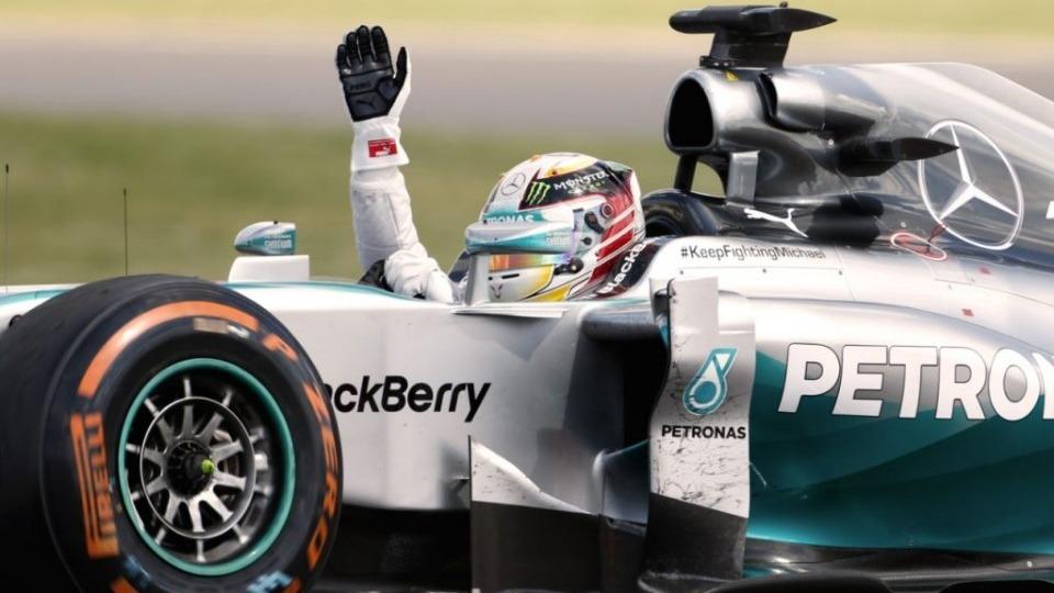 Video - İspanya'da pole pozisyonu Hamilton'ın oldu