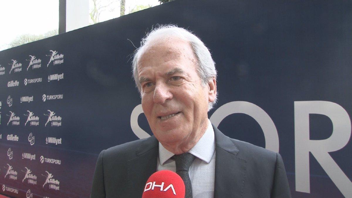 Mustafa Denizli: Galatasaray hak ederek şampiyon oldu