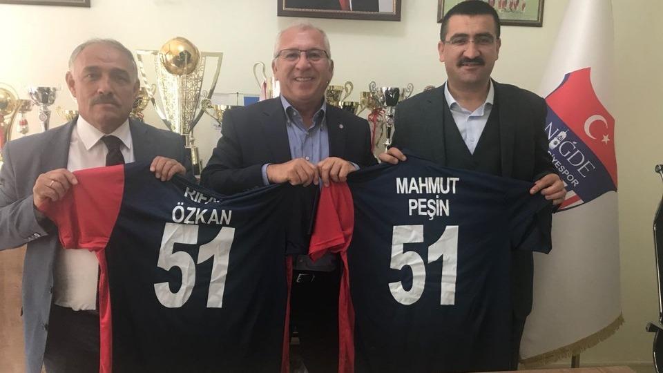 Altınordu, Niğde Belediyespor ile kardeş kulüp oldu