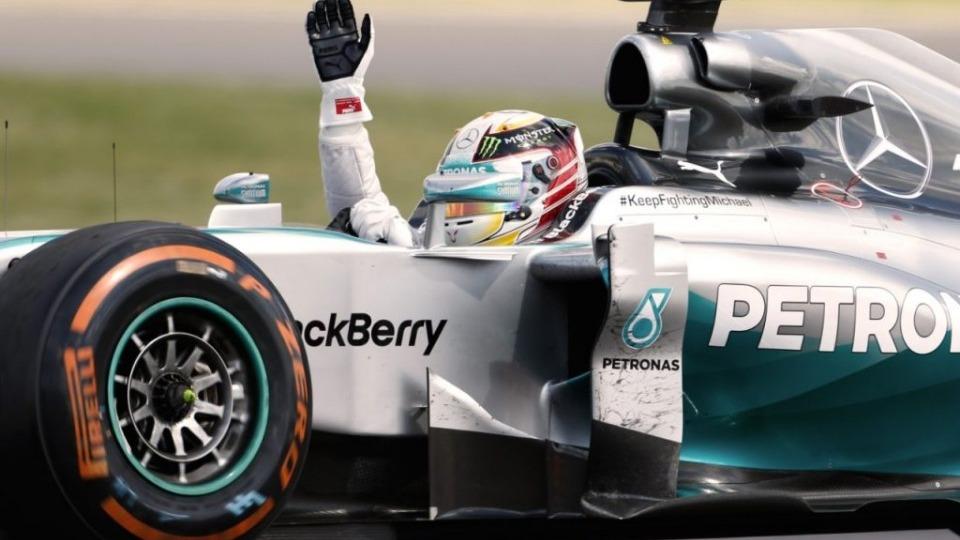 Formula 1'de İspanya Grand Prix'sini Hamilton kazandı!