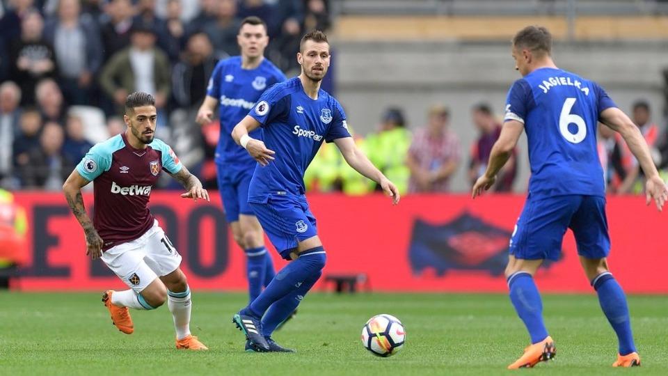 West Ham, Everton galibiyeti ile sezonu noktaladı!