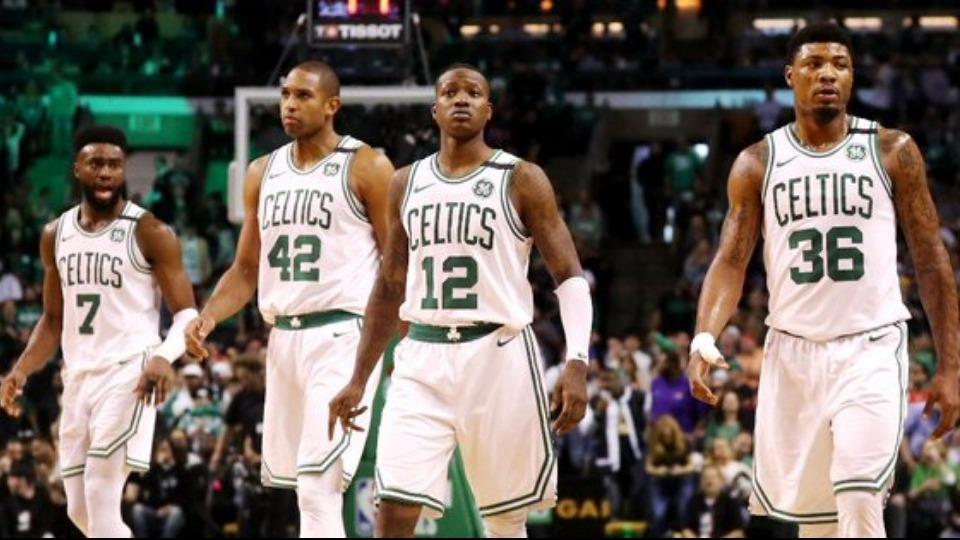 Celtics, Cavaliers'ı farklı geçti