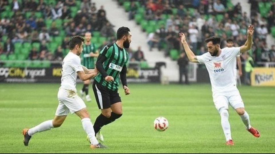 Bandırmaspor Sakaryaspor maçı canlı izle | TRT Spor canlı yayın