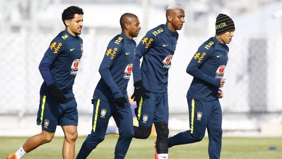 Brezilya'nın 2018 Dünya Kupası kadrosu belli oldu! Talisca, Giuliano...