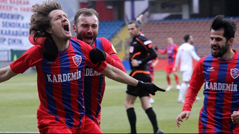 Kardemir Karabükspor'da 3 değişiklik!