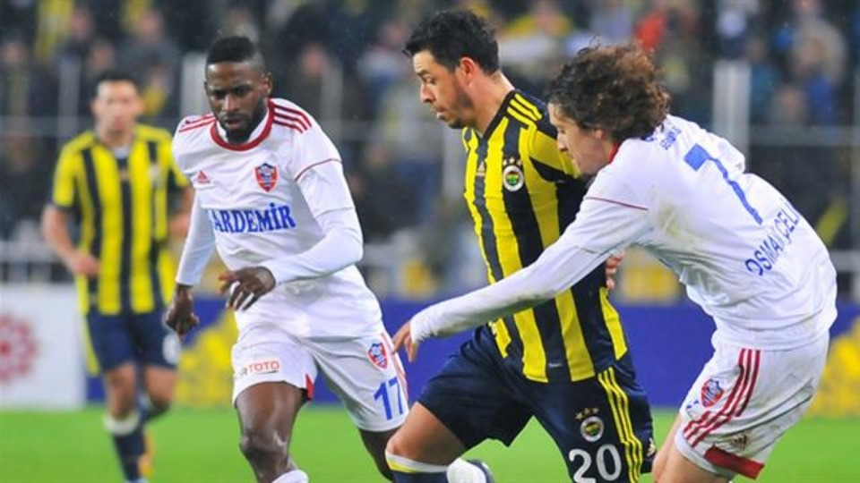 Fenerbahçe çift forvetle sahada! Bursaspor maçından sonra...