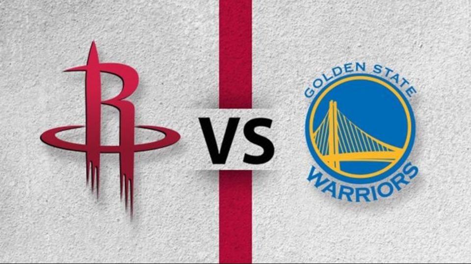 Houston Rockets Golden State Warriors maçı canlı izle | Maç hangi kanalda?