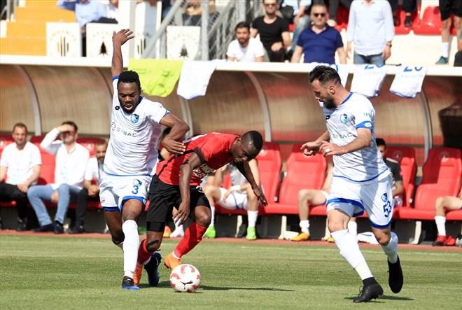 TFF 1. Lig'de son hafta programı belli oldu