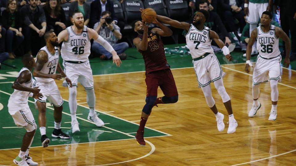 Boston Celtics seride durumu 2-0 yaptı!