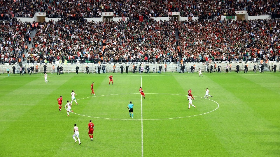 Diyarbekirspor, Tire 1992 Spor'u eleyerek finale yükseldi!