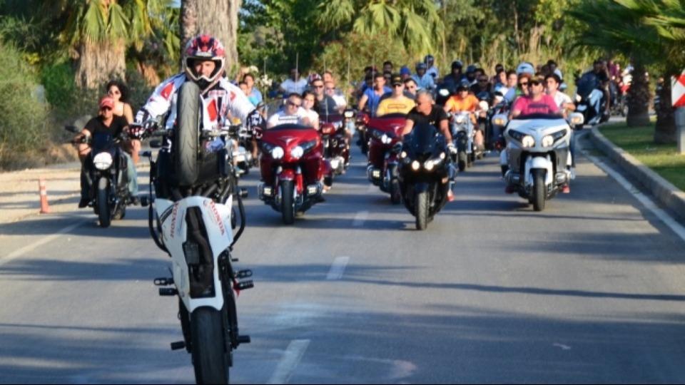Motosiklet akrobatları Mersin'de buluşacak!