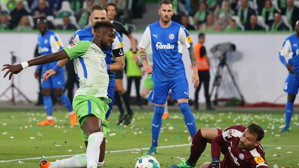 Yunus Mallı attı, Wolfsburg rövanş maçı öncesi avantaj sağladı!