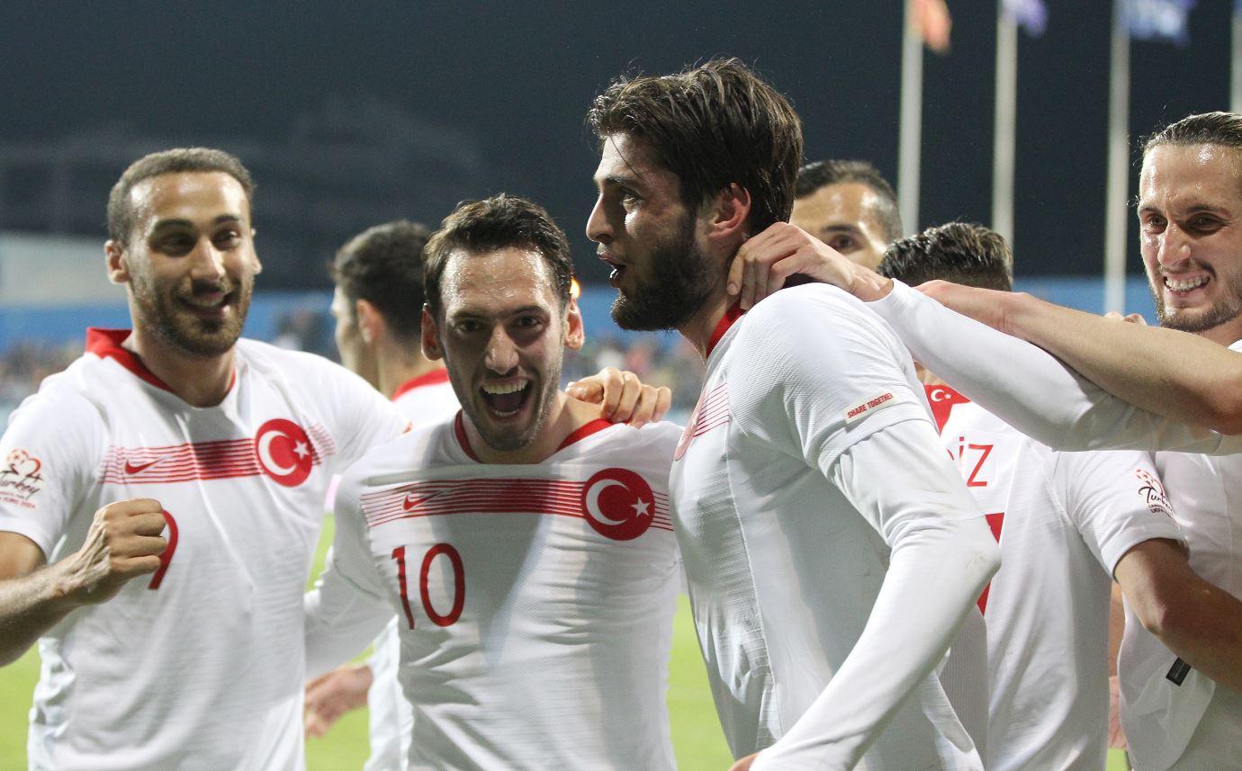 Türkiye-Rusya maçının biletleri satışa çıktı