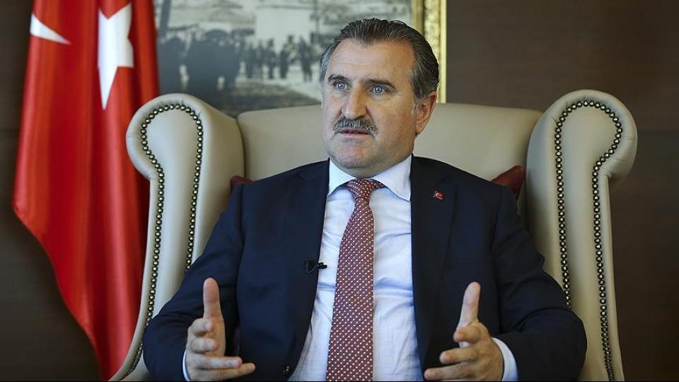 Bakan Osman Aşkın Bak'tan 19 Mayıs mesajı!