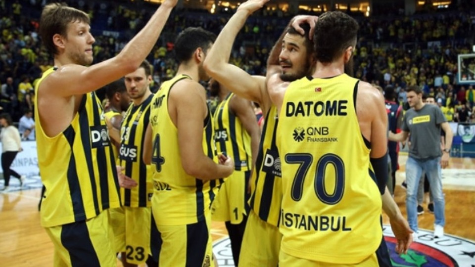 """Fenerbahçe Doğuş oyuncularından final yorumu! """"Herkese hazırız"""""""