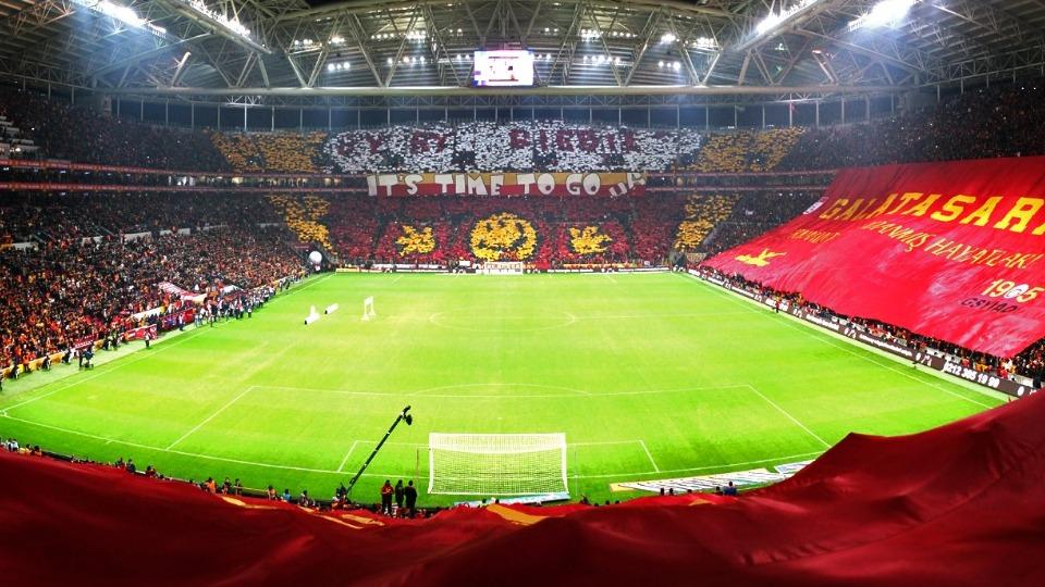 Galatasaray, Türk Telekom Stadyumu'nda 11 kupa kazandı!