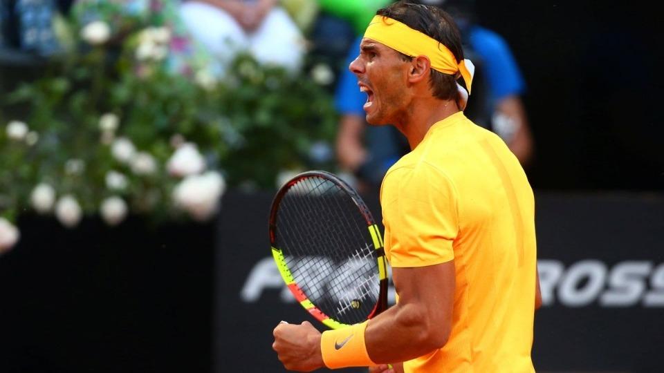 Rafael Nadal ve Simona Halep çeyrek finale çıktı