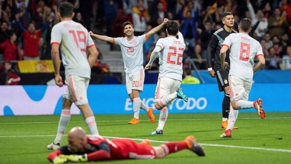 İspanya, 2018 Dünya Kupası kadrosunu açıkladı!