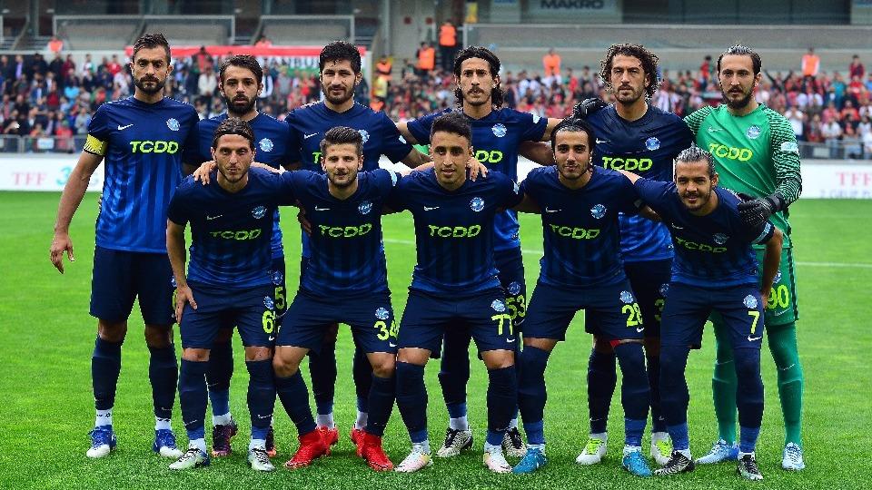 Ankara Demirspor 2. Lig'de!