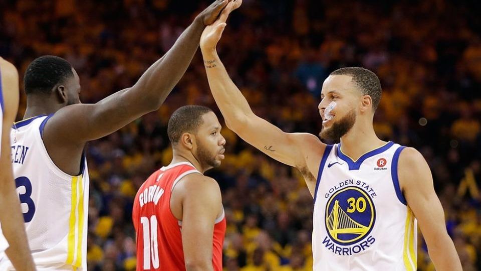 Golden State Warriors Houston Rockets maçı canlı izle | S Sport şifresiz izleyin