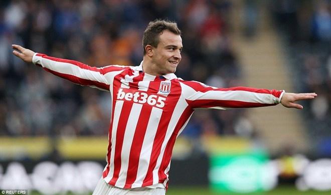 Stoke City, Shaqiri için servet istedi