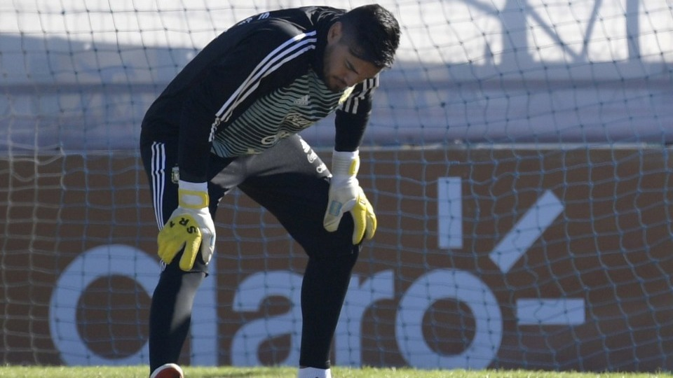 Arjantin'e kötü haber! Romero, Dünya Kupası'nda forma giyemeyecek...