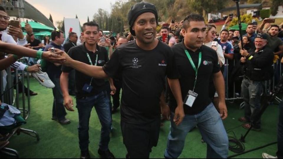 20. Ronaldinho