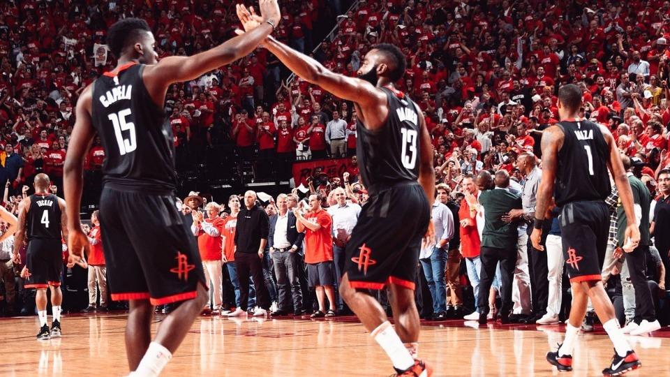 Houston Rockets finale göz kırptı!