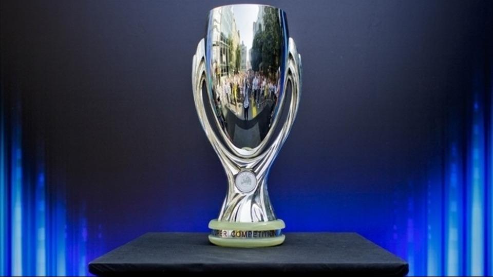 UEFA Süper Kupası nerede oynanacak? Açıklandı...