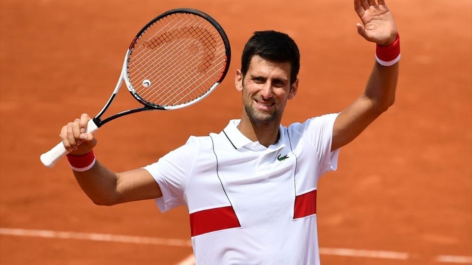 Cincinnati'de şampiyon Djokovic!